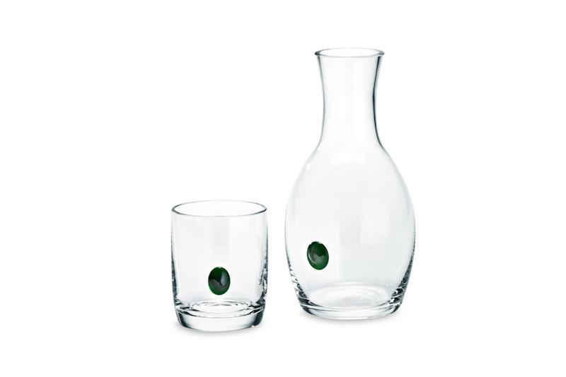 sturzflasche 6630 karaffe mit glas manufaktur von. Black Bedroom Furniture Sets. Home Design Ideas