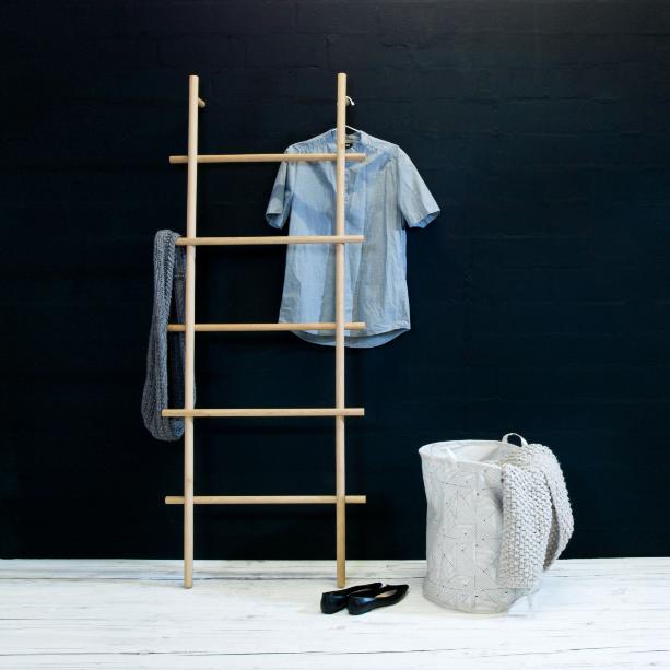 LOADAH S Garderoben Leiter Handtuchhalter von kommod